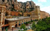 Монастырь Монсеррат — Испания, Барселона