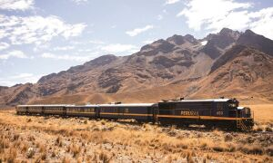 Поезд Andean Explorer — Перу, Куско