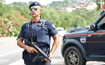 Италия ввела повышенные меры безопасности